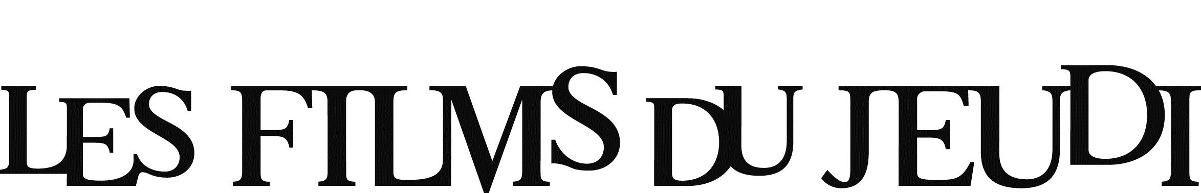 Logo Films du Jeudi