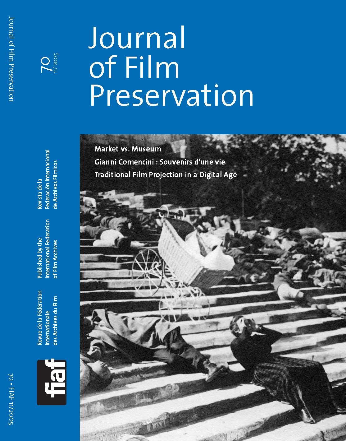 FIAF - International Federation of Film Archives