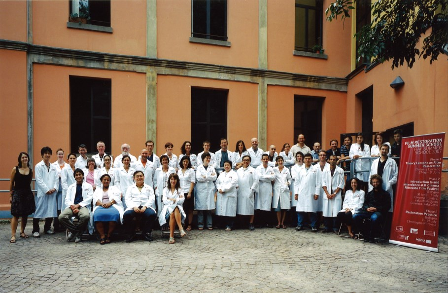 2007 Bologna FIAF Summer School